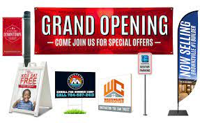 customized signage maker in Provo